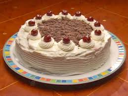 Black Forest Cake Recipe Robert Irvine Food Network