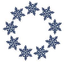 Free Snowflake Machine Embroidery Designs No 19 Snowflake Frames Machine Embroidery Designs