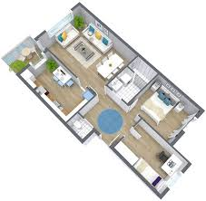 RoomSketcher Interior Design Software 3D Floor Plans and Furniture Layouts