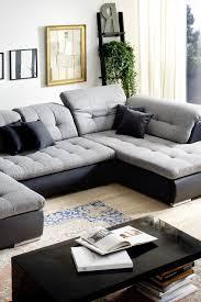 Wohnlandschaft Durham Mit Bettfunktion Corner Sofa Large