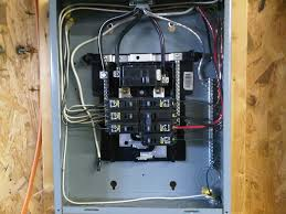 100 amp panel wiring diagram all wiring diagrams baudetails info service entrance panel wiring diagram nodasystech com