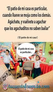 Check spelling or type a new query. El Patio De Mi Casa Un Juego De Corro Para Ninos Letras De Canciones Infantiles Poemas Infantiles Canciones Infantiles
