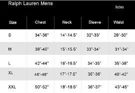 Oxford Shirt Size Chart Low Price Ralph Lauren Mens Shirts Size Chart Online 9630d 0c8ef