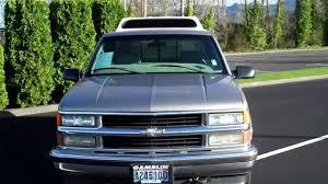 SOLD-1998 Chevrolet Silverado 1500 Regular Cab Pewter 4X Art ...