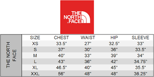 North Face Size Chart Tnf Black Bones Ribbed Beanie One