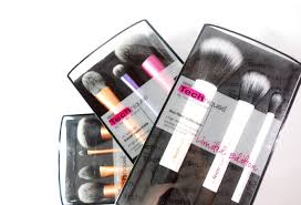 real techniques makeup brushes genzel kisses