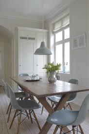 eames dowel leg side chair by herman miller dining room