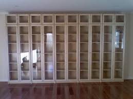 locking bookcases intended for widely used bookshelf with glass doors and lock doherty house