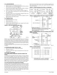 system sensor d4120, d4p120, and d4s user manual page 7 8 Duct Smoke Detector Wiring Diagram Duct Smoke Detector Wiring Diagram #32 duct smoke detector wiring diagram siga-dh