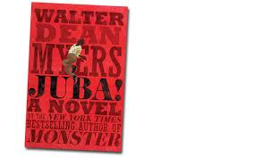 walter dean myers juba a novel