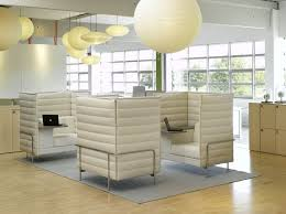 alcove office. vitrau0027s new office furniture blurs line between work and play alcove meeting rooms shelves y