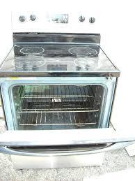 flat top stove nice whirlpool glass top stove flat top stove replacement parts