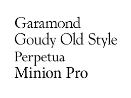 Download Garamond Garamond Font Free Download Fonts Empire