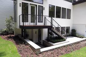 Stunning Outer Staircase Design Exterior Stairs Design Construction  Artistic Stairs