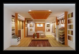 Showroom sàn gỗ với thương hiệu Kronoswiss