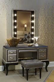 charming makeup table mirror lights. Charming Makeup Vanity Set With Lighted Mirror Including Best Images About Bedroom Ideas Picture Table Lights Y