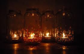 Decorating Jam Jars For Candles Hand Decorated Jam Jar Luminaries The Little Koo Blog 65