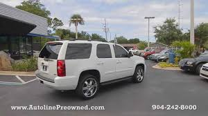 Autoline Preowned 2008 Chevrolet Tahoe LT w/1LT For Sale Used Walk ...