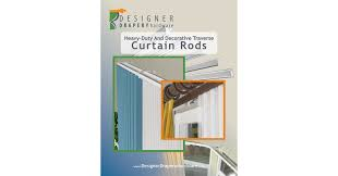 Designer Drapery Hardware New Interior Design Book Simplifies Complex Custom Curtain