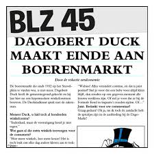 Bladzijde 45 Donald Duck