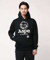 Aape Hoodie Size Chart Aape Aape By A Bathing Ape Uv Hoodie