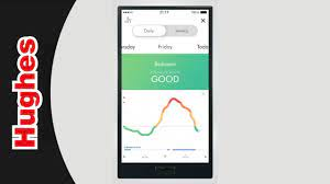 Dyson Pure Cool Link Air Purifier App - YouTube