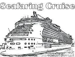 Disney Cruise Coloring Pages Gyerekpalotainfo