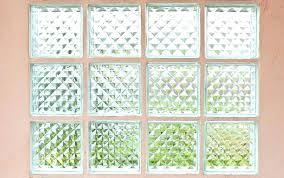 glass block basement windows cost how to repair glass block window basement block window image of
