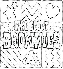 Girl Scout Daisy Coloring Pages Daisy Girl Scouts Coloring Pages