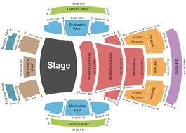 Walt Disney Concert Hall Seating Chart Los Angeles