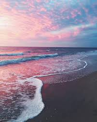 Pink Sea Aesthetic Wallpapers ...