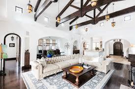 Living Room Spanish Interior Design Project Gallery 805 Interiors Inc