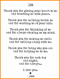 Thank You Letter To My Boyfriend 24 Thank You Message For Boyfriend Tumblr New Tech Timeline 3