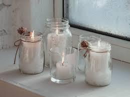 Windlicht Selber Machen Ideen Für Teelichthalter Aus Beton Glas Co