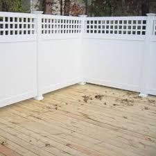 Simple Vinyl Privacy Fence Ideas Weatherables Scottsdale 6 Ft H Throughout Inspiration Decorating