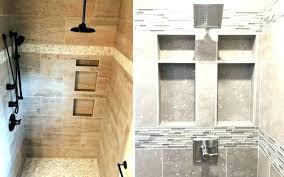 built in shower shelves bathroom shower storage recessed niches are a popular choice when it bathroom built in shower shelves