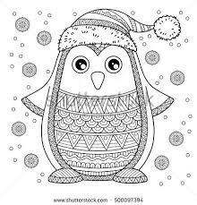 Small Picture Christmas Coloring Page Stock Images Royalty Free Images