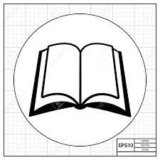 open book simple icon stock vector 68069498