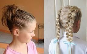 Ako Urobiť Krásne Vlasy Dievča Pre Dovolenku Jednoduché účesy Pre