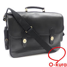 somes saddle business bag men black black leather somes saddle leather 2way shoulder shawl hand briefcase