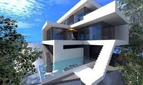 photos ideas for blueprint modern house