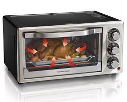 amazoncom hamilton beach  convection slice toaster oven