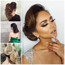 Elegant Prom Hair Style prom hairstyles haircuts and hairstyles for 2017 hair colors 7009 by wearticles.com
