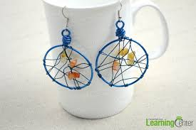 Materials For A Dream Catcher Unique Handmade JewelryDIY Dreamcatcher Earrings in 100 Simple 43