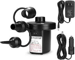 Electric Air Pump, AGPtEK Portable Quick-Fill Air ... - Amazon.com