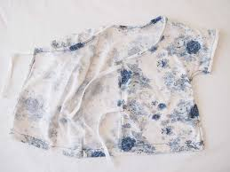 Free Sewing Patterns For Baby New Free Sewing Pattern Soft And Cosy Baby Kimono Sew In Love