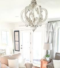amelia wood bead chandelier amazing farmhouse style living room decor and wood chandeliers amelia indoor outdoor
