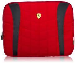 Snap, tough, & flex cases created by independent artists. Ferrari Computer Sleeve Scuderia 15 Black Fecolv2b Computers Accessories Amazon Com