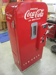 Soda Vending Machine Repair Near Me Cool Coke Machine Restoration CocaCola Machine Restoration Vintage