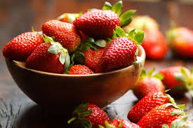 bowl of strawberries. Fine Bowl Berries Strawberries Bowl Wallpaper To Bowl Of Strawberries